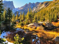 The Preservation of Rocky Mountain National Park